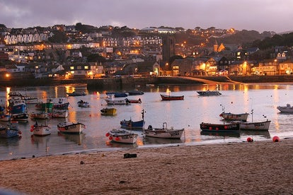 St Ives December Festivities | John Fowler Cornwall Holidays