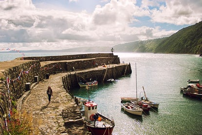 2015 Clovelly Herring Festival | John Fowler Devon Holiday Parks