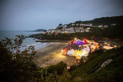 Looe Music Festival Headliner | John Fowler Cornwall Caravan Parks