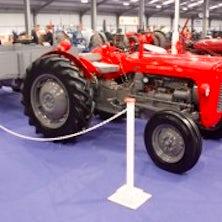 Somerset Tractor Show | John Fowler Somerset Holiday Park