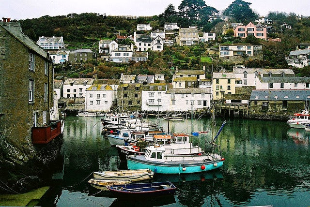 Polperro | 5 must-visit Cornish fishing villages