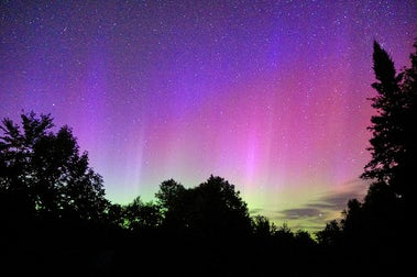 Northern Lights Somerset | John Fowler Somerset Holiday Parks