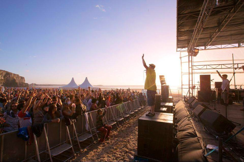 Electric Beach Festival | Cornwall Events in June