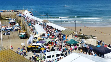 Newquay Fish Festival | 5 September Events Around Cornwall