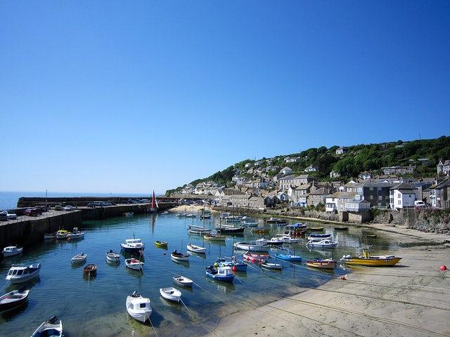 Mousehole | 5 must-visit Cornish fishing villages