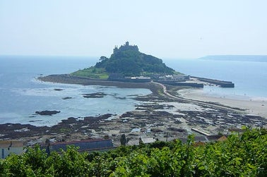 St Michael's Mount | Top 5 Romantic Spots In Cornwall