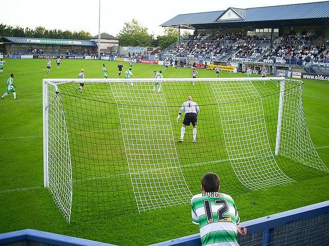 Yeovil Football | holidays in Somerset