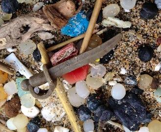 Lego Treasure | Cornwall Beaches