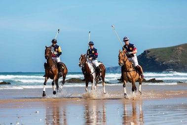 GWR Polo on the Beach | John Fowler UK Caravan Holidays