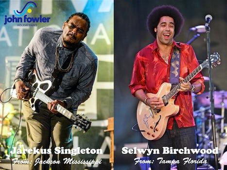 USA Blues Artists At John Fowler Holidays   John Fowler Cheap Caravan Holidays