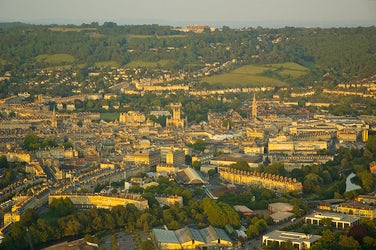 Bath Walking Tours | Free Days Out in Somerset