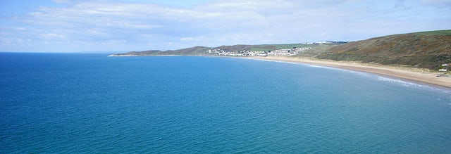 Woolacombe Beach | Caravan holidays in Devon
