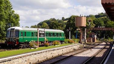 South Devon Railway | Top 5 Wet Weather Attractions In Devon