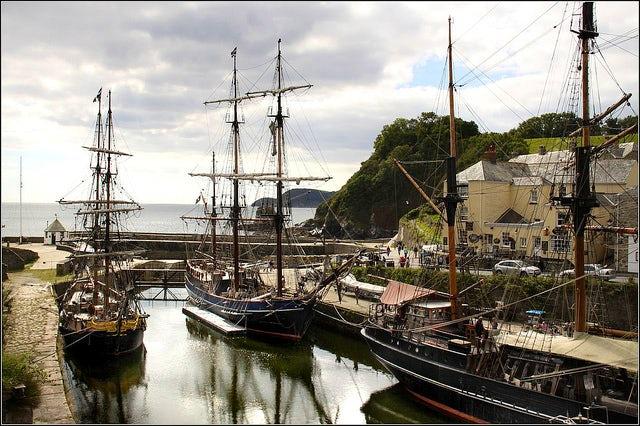 Charlestown | 5 must-visit Cornish fishing villages