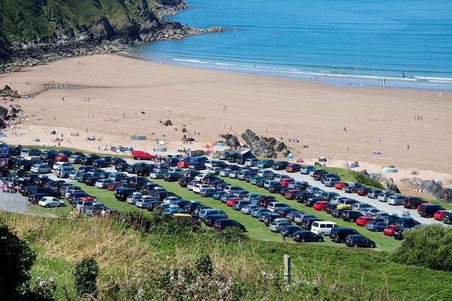 Putsborough | Dog friendly beaches in North Devon