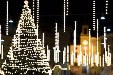 Ilfracombe Christmas Lights | John Fowler Holiday Parks