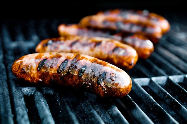 BBQ Sausages | late deals UK