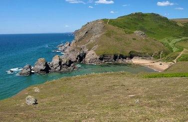 Soar Mill Cove | Top 5 Hidden Beaches Of Devon