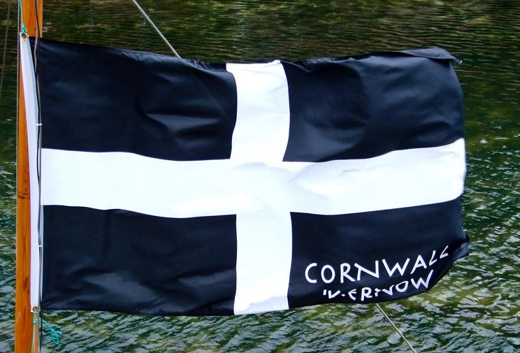 Cornish Flag | John Fowler News