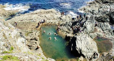 Polperro | Top 5 Tidal Pools In Cornwall