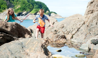 Explore Cornwall's Rock Pools | John Fowler Family Holidays