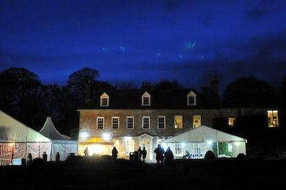 Trereife Christmas Fair | John Fowler Caravan Holidays