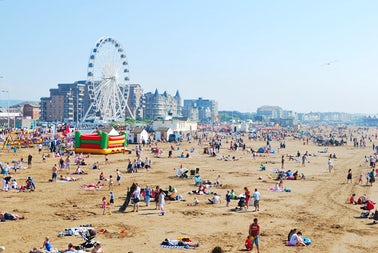 Weston-super-Mare Beach | Free Days Out in Somerset