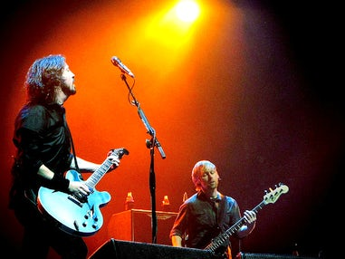 Foo Fighters Set For Cornwall | John Fowler Cornwall Holiday Parks