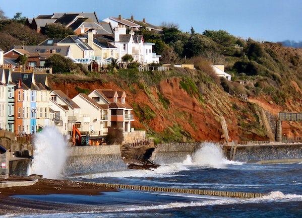 Dawlish Railways | Devon storms