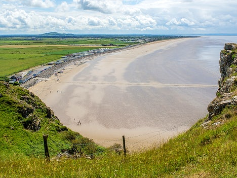 England Coast Path Opens In Somerset | John Fowler Somerset Holiday Parks