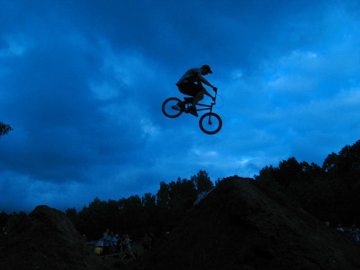 BMXing   Freddy's Extreme Activity Plan