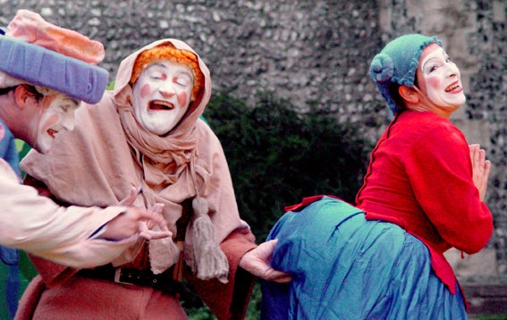 The Wife | North Devon open-air theatre