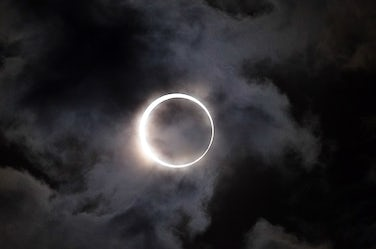 Solar Eclipse | John Fowler Cornwall Holiday Parks