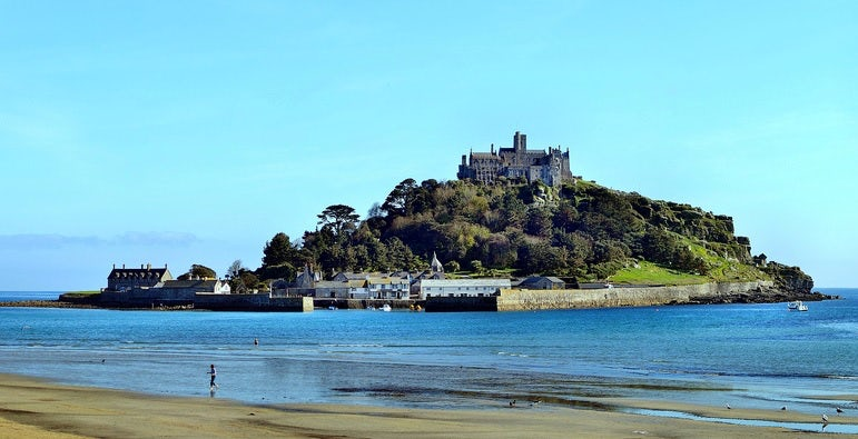 St Michael's Mount | John Fowler Holidays West Cornwall