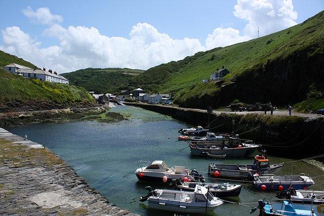 Boscastle | 5 must-visit Cornish fishing villages