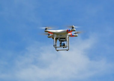 Drones To Help Cornish Lifeguards | John Fowler Cornwall Holiday Parks
