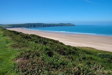 Woolacombe National Trust Top 10 | John Fowler Devon Holiday Parks