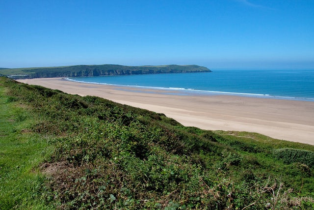 Woolacombe Beach | Devon holiday parks