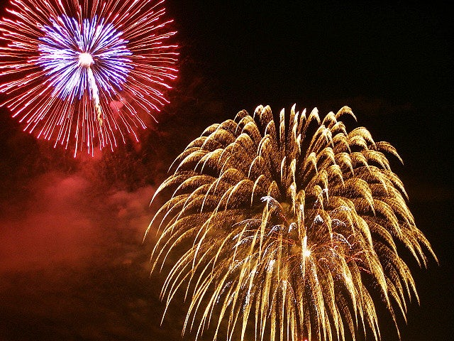 Fireworks | Brean Holiday Park