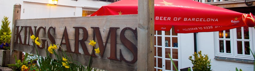 The Kings Arms | pet friendly accommodation