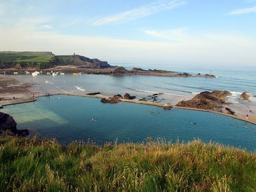 Bude Sea Pool | Top 5 Tidal Pools In Cornwall