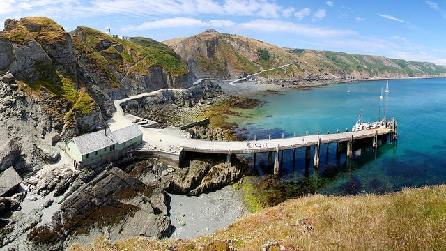 Lundy Island | North Devon holidays National Trust