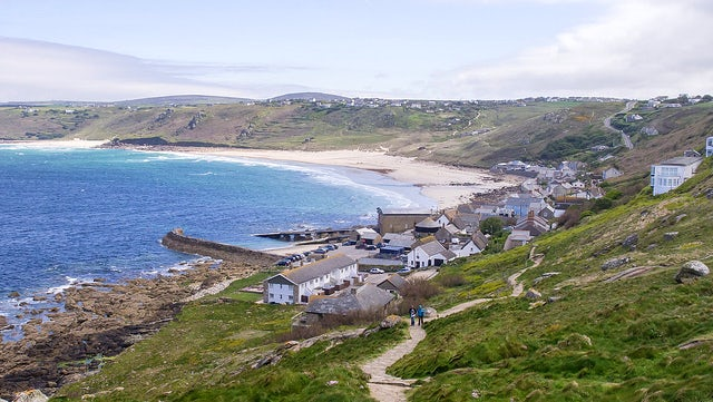 Sennen Cove | 5 must-visit Cornish fishing villages