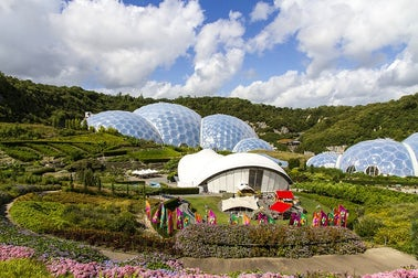 Eden Project Dogs Day Out | John Fowler Pet Friendly Holidays