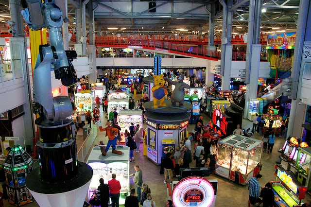 Grand Pier | Family attractions in Somerset