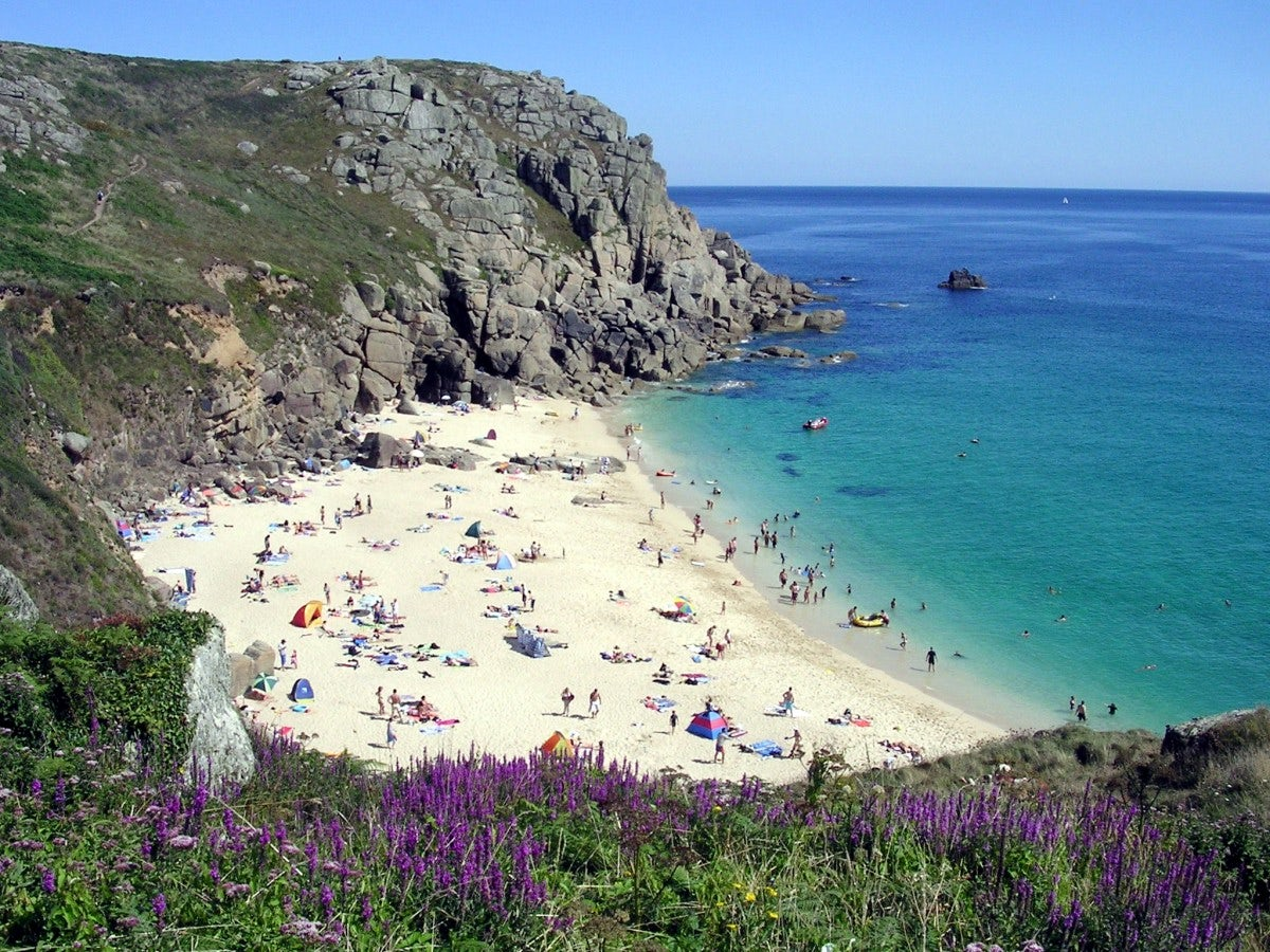 Porthchapel Beach | John Fowler Holidays West Cornwall