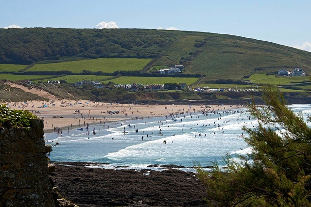 Croyde Beach | holidays in Devon