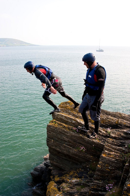Coasteering | Freddy's Extreme Activity Plan