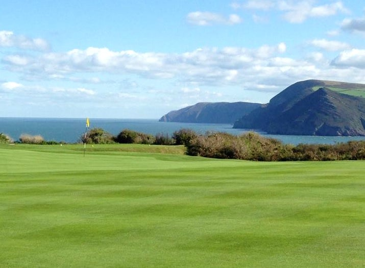 Ilfracombe Golf Club | Golf Courses In North Devon