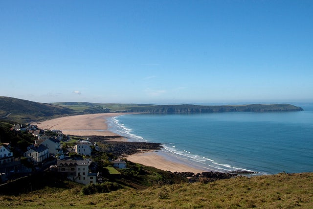 Woolacombe | Dog friendly beaches in North Devon